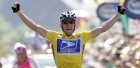 FILE FRANCE CYCLING ARMSTRONG