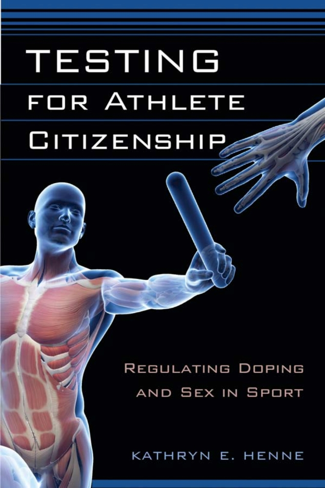 Book club event on Testing for Athlete Citizenship