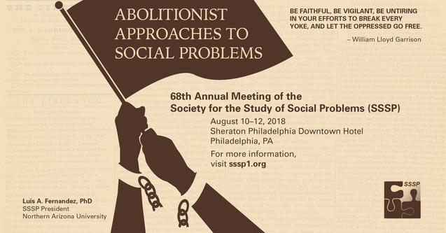 Society for the Study of Social Problems AnnualMeeting